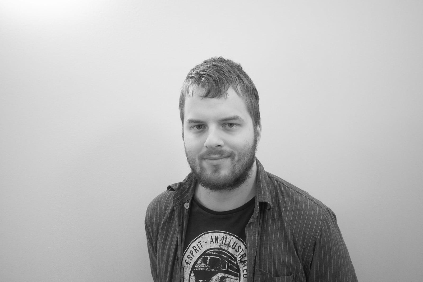 Niko Karvanen. Kuva: Jaana Kangas